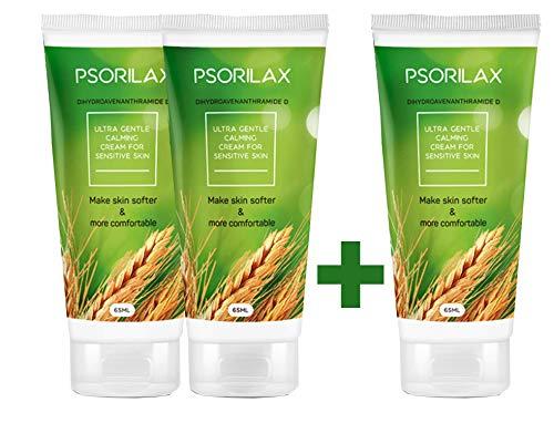 Hendel's Garden Psorilax 2+1 free -Creme für empfindliche und trockene Haut, befeuchten die Haut (Face Fresh Beauty Cream)