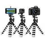 GreatCool Stativ Kamera,Stativ Handy Halterung,Stativ Spiegelreflexkamera für...