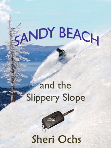 Sandy Beach and the Slippery Slope (The Sandy Beach Series Book 2) (English Edition)