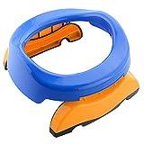 Alxcio Sede Pieghevole Bambini Viaggi Portatile Potty Riutilizzabili sedile Potty Training