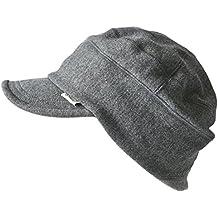 Casualbox Hombres Algodón Sombrero Para El Sol Sombrero Visera Uv Sudor  Absorción a26b4f0aa76