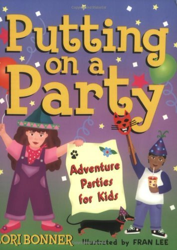 Putting On A Party Acitvities For Kids