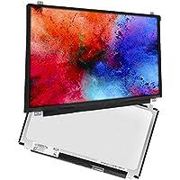 "Green Cell PRO Pantalla para LP156WHB-TLB1 LP156WH3-TLT1 B156XW04 V6-15.6"" LED Display HD 1366x768 Screen 40 Pin LVDS Brillo Glossy"