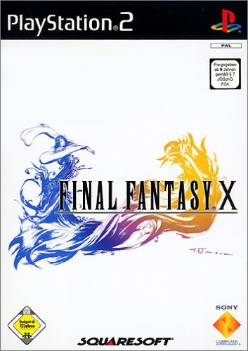 Final Fantasy X - Fantasy Final Playstation 2