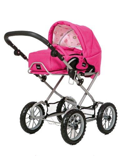 Preisvergleich Produktbild Brio 24890309 - Puppenwagen Combi, fuchsia