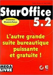 Star Office 5.2 : l'autre grande suite bureautique puissante et gratuite !