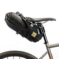 bolsa de sillin bikepacking