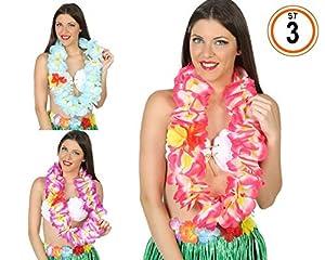 Atosa Sol. Collar Hawaiano 3 ST, 38723