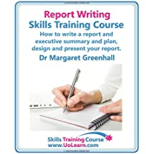 Report Writing Skills Training Course - How to Write a Repor