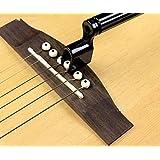 ETGtek(TM) Eléctricos y herramienta práctica de la guitarra acústica de cuerdas de la devanadera (3 colores, paquete de 2)