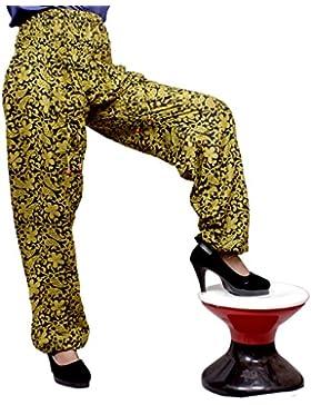 Amazingindiaonline - Pantalón - para mujer