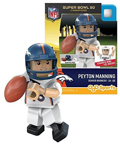 Denver Broncos Super Bowl 50 Champions NFL Peyton Manning OYO Mini Figure
