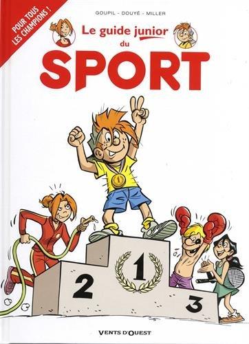 Les Guides Junior - Tome 20: Le Sport par Jacky Goupil