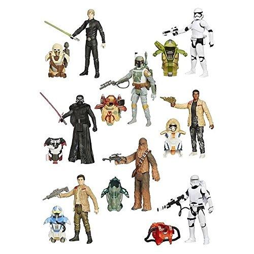 Star Wars: La Fuerza Despierta Armadura Arriba Surtido de figuras [1 por orden se enviará al azar]