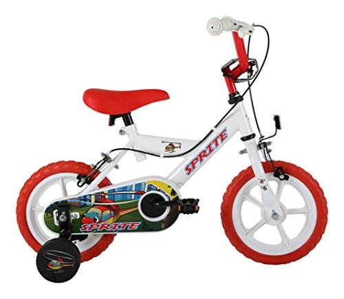 Image of Sonic Kids' Sprite Wheel Bike, White, 12-Inch