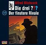Die drei ??? - CD: Die drei Fragezeichen - Folge 117: Der finstere Rivale (1 Audio-CD)