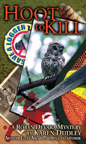 book cover of Hoot to Kill