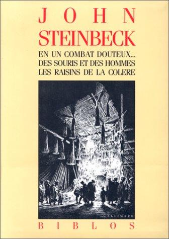 """<a href=""""/node/2554"""">En un combat douteux, Des souris et des hommes, Les Raisins de la colère</a>"""