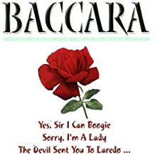 Re-Recordings - Neuaufnahmen ! (CD Album Baccara, 16 Tracks) Sorry, I´m A Lady / The Devil Sent You To Laredo / Body Talk / Love You Till I Die / Darling / Parlez-Vous Francais? Eurovision Song Contest 1978 / Ay, Ay Sailor u.a.