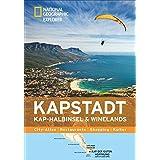 National Geographic Explorer Kapstadt mit Kap-Halbinsel und Winelands