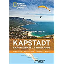 National Geographic Explorer Kapstadt mit Kap-Halbinsel und Winelands