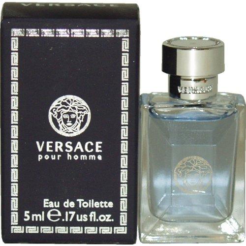 Versace Pour Homme POUR HOMME par Versace - 5 ml Eau de Toilette Mini