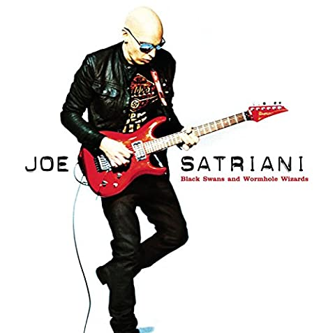 Cd Joe Satriani - Black Swans and Wormhole