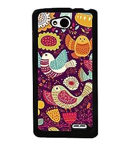 PrintVisa Designer Back Case Cover for LG L90 :: LG L90 Dual (tempredglass display screen OTGadapter)