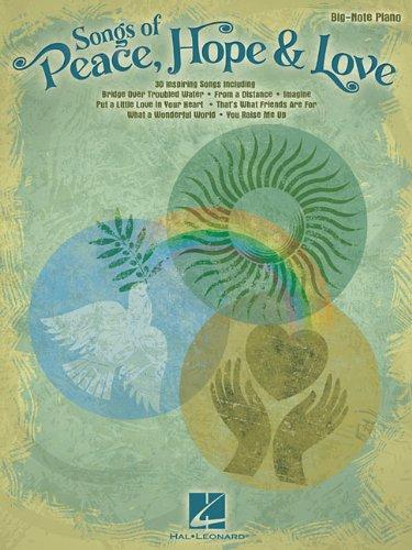 Songs of Peace, Hope & Love