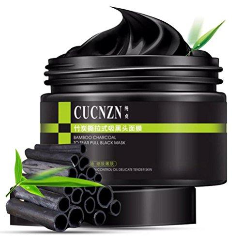 Coolster Hautreinigungs-Gesichtsmaske Creme: Schwarzkopf-Entferner Akne-Reiniger Reinigend Deep Cleansing Peel Mask für die fettige Haut