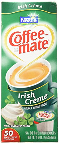 Nestle Coffee-Mate Irish Crème (50x11ml)