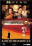 Coffret Jet Li 3 DVD : Hero / Il était une fois en Chine I & II