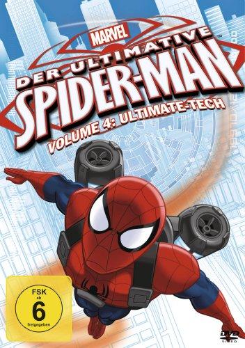 Der ultimative Spider-Man - Vol. 4: Ultimate Tech