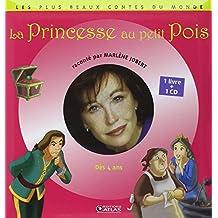 La Princesse au petit Pois (1CD audio)