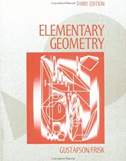 Elementary Geometry (0471510025) | Amazon price tracker / tracking, Amazon price history charts, Amazon price watches, Amazon price drop alerts