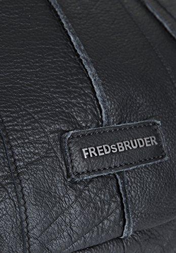 FREDsBRUDER, Borsa a mano donna schwarz, schwarz