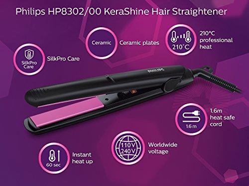 Philips-HP8302-Essential-Selfie-Straightener-Black