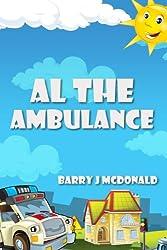 Ambulance Picture Books: Al The Ambulance (English Edition)