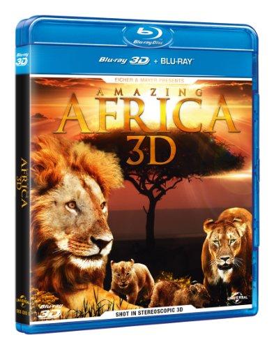 Amazing Africa (3D)