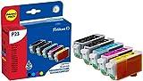 Pelikan Druckerpatronen ersetzen (Canon PGI-525PGBK, CLI-526BK, CLI-526C, CLI-526M, CLI-526Y, Promo Pack)