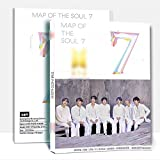 BTS Bangtan Boys Map of the Soul : 7 Peripheral Photo Album Book Photocards Postcards Poster Fans Gifts notebook (37A8)