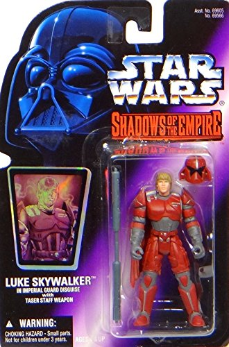 Star Wars 69566 Actionfigur: Luke Skywalker in Imperial Disguise, NEU