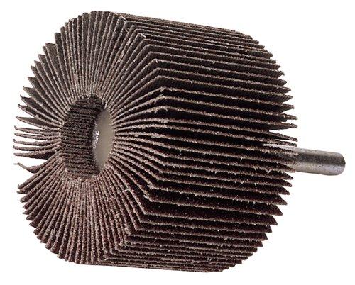 60 x 40 mm 60 grobkörniger Polinox - zur Verwendung mit elektrischen Bohrmaschinen oder mit auf ebenen oder Biegsame Welle konturierten Oberflächen aus Holz, Metall, Kunststoffen, Gummi, Stein, etc, alle Modelle haben 6 mm Durchmesser der Güteklasse shanks mit Körnung 60. Verpackung mit Sichtfenster. (Elektrischer Ebene)