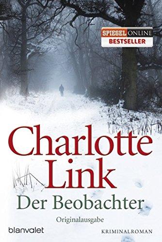 Buchseite und Rezensionen zu 'Der Beobachter' von Charlotte Link