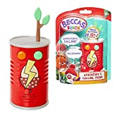 Becca's Bunch Red Tin Can Phone Adventure Calling Caratteristiche 10 Frasi, suoneria Song Tema