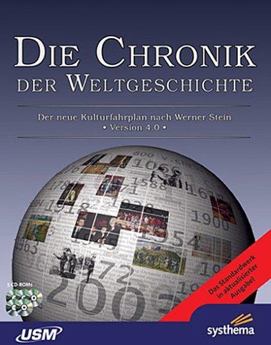Chronik der Weltgeschichte 4.0