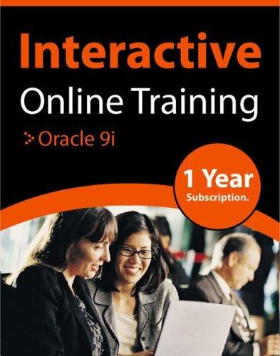Oracle9i Database Fundamentals 1Z1-031 Online Training Test