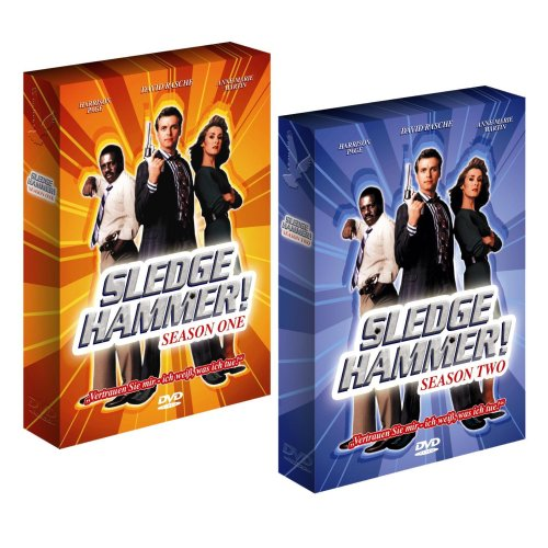 Season 1+2 Complete Edition (8 DVDs)