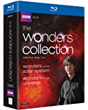 Wonders of The Universe/Solar System Box Set [Blu-ray] [Import anglais]