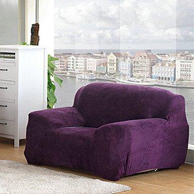 CSFT Moda spessore Peluche fodera per divano un divano in tessuto elastico antiscivolo completa stretto (Sedia Moderna Divano Loveseat Sedia)